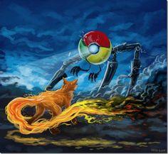 Firefox vs Chrome