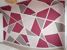 DYI Wall pattern design