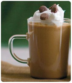 MAKES 2-3 SERVINGS.  INGREDIENTS:  2 cups of your favorite coffee  1 packet DCD Peanut Butter Smoothie Mix  Directions:  1. Stir smoothie mix into the hot coffee.  2. Serve immediately, or cool and serve over ice. Top with whipped cream, if desired.