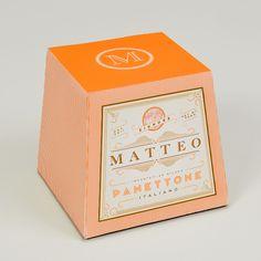 Matteo Panettone Packaging - ianberg