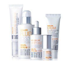 KOREAN COSMETICS, BRTC, Intensive Whitening Vitalizer 5-piece Full Package. (Fluid 120ml + C10 ampoules 30ml + Cream 50ml + vitamin eye Balm9g + BB Cream 35g) (whitening, bright tone, anti-wrinkle, nourishing, and UV-blocking) [001KR] by BRTC. $320.00. Note to the first users : If you have not used this item before, try the cosmetic with small amount on your skin. If you find any trouble with the product, please stop using and discuss with your skin expert or do...