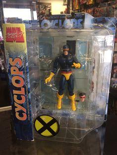 Marvel Select Cyclops Diamond Selects