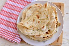 Bread Recipes, Cooking Recipes, Romanian Food, Chapati, Tortillas, Food And Drink, Ethnic Recipes, Mince Pies