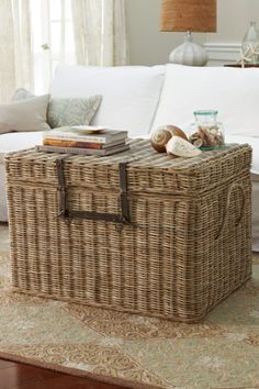 1000 images about wicker and baskets on pinterest for Autrefois home decoration marseille
