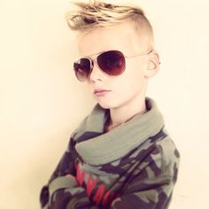 cool boys haircuts - Google Search