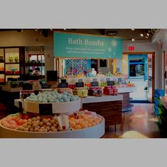 Basin @ downtown Disney. I Love this store! Smells so good just walking by it!