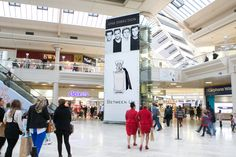 #BetweenUs we thought #OneDirection's latest fragrance campaign looked great! #Panoramic #Outdoor #Advertising