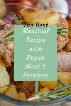 A delicious complete meal with the best vegetarian stuffed meatloaf and perfect baked potatoes with tomato marinade. Having been a vegetarian for a few years now, I developed this vegetarian/vegan meatloaf recipe based on my favorite one I used to eat before changing my eating habits. It is as delicious and easy as the classic meatloaf recipe, and just perfect for a dinner! #meatloafrecipes #dinnerrecipehealthy #dinnerideas #dinnerrecipe #thesmashedpotato Classic Meatloaf Recipe, Good Meatloaf Recipe, Meatloaf Recipes, Vegan Meatloaf, Best Meatloaf, Vegan Vegetarian, Vegetarian Recipes, Perfect Baked Potato, Eating Habits