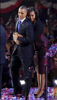 Barack and Michelle Obama POTUS/FLOTUS