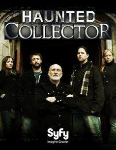 TV Show: Haunted Collector Paranormal Witness, Ghost Shows, Most Haunted, Haunted Places, Spooky Places, Best Ghost Stories, Ghost Hunters, Great Tv Shows, About Time Movie