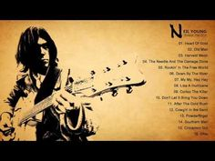 Neil Young Greatest Hits Collection - YouTube