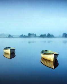 Loch Rusky Calm by David Mould, via 500px