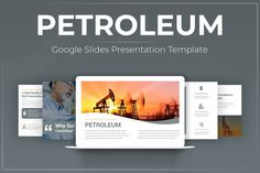 Petroleum Google Slides Theme For Presentation reduces your work by supplying templates designed with busy entrepreneurs in mind. With 100 fully editable slides, the Pitch Deck Bundle provides you with the template you need to deliver a strong.