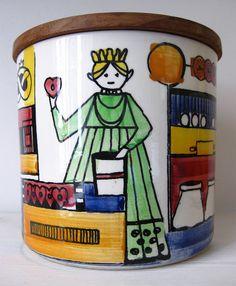 Biscuit Jar by i am le petit oiseau, via Flickr