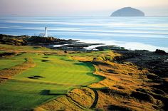 Scotland (birthplace of golf) ~ my dream is to play a few rounds here!