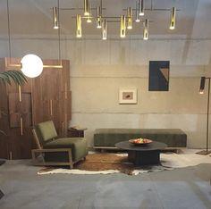 Directors office designed by walter gropius bauhaus - Bauhaus iluminacion interior ...