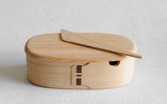 MAGEWAPPA - Butter Case - Design by Masanori Oji