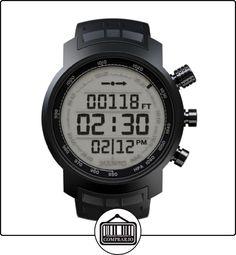 Suunto Elementum Terra - Reloj deportivo, color negro de  ✿ Relojes para hombre - (Gama media/alta) ✿
