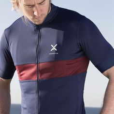New kit day... The Navy All-Rounder Jersey  admontem