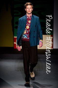 ModaPty - Prada Spring Summer 2014 #Menswear
