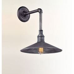 $240 Toledo Old Silver One Light 17 Inch Outdoor Wall Mount Troy Wall Mounted Outdoor Outdoor