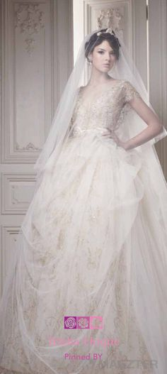 Pin by Starletta Designs on Weddings: Gowns | Pinterest | Princess ...