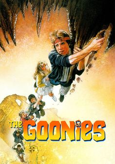 The Goonies: a movie to watch after seeing Stranger Things