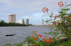 Capibaribe River, RECIFE - Recife, Pernambuco