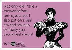 Search results for 'makeup' Ecards from Free and Funny cards and hilarious Posts Now Quotes, Funny Quotes, Silly Memes, Haha Funny, Hilarious, Funny Stuff, Funny Things, Funny Shit, Just For Laughs
