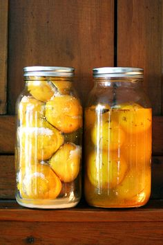 preserved lemons two ways