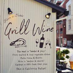 横浜市阪東橋駅/Grill&Wine MEGMIさん  肉とグリル料理が自慢の一軒家イタリアンレストラン。三浦野菜をつかったサラダが付くランチもオススメです。  ファサードのトータル提案とロゴや看板、印刷物などをお手伝いさせて頂きました。お店の一押しグリルメニューとワインをわかりやすくイラストと文字でペインティングしました。  #看板#横浜#阪東橋#イタリアン#megmi#大岡川#ペイント#デザイン#伊勢佐木町#関内#黄金町#レストラン#ワイン . . . .. #signpost #signs #painting #メニュー#壁面#design #飲食店#店舗デザイン#一軒家イタリアン#肉#ソムリエ#ダイニング#三浦野菜#パスタ#手書き#ファサード