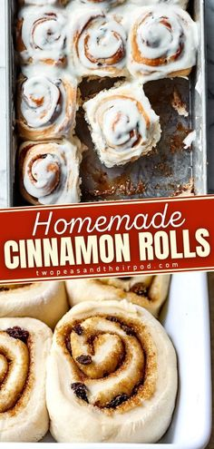 Make your holidays extra indulgent with these Cinnamon Rolls! This homemade holiday snack idea is the perfect menu for breakfast, brunch, or anything in between. They are also the perfect Christmas treats to serve for a crowd of hungry family and friends. Save this pin!