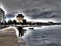 Thessaloniki The Turk, Thessaloniki, Sufi, Winter Day, Greece Travel, New York Skyline, Spanish, City, Sweet