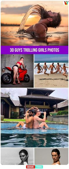 30 Guys Trolling Girls Photos and The Results are Hilarious Funny Cats, Funny Jokes, Funny Animals, Troll Meme, Fail Girl, Epic Fail Pictures, Funny People Pictures, Funny Couples, Can't Stop Laughing