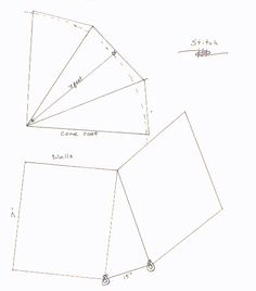 Forgotten dm how to make a medieval tent pennsic for Wall tent pattern