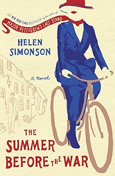 12 fantastic books for Downton Abbey fans, including The Summer Before the War by Helen Simonson.