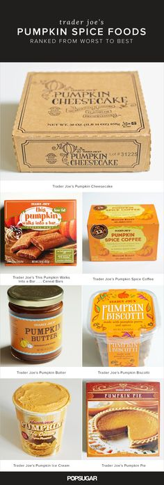 We tried 22 of Trader Joe's pumpkin spice foods, so you don't have to
