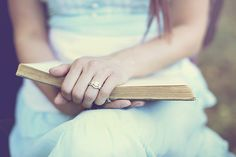 THEE perfect ring shot! - Beauty and the Beast Wedding inspiration by Anthem Photography