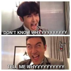 Why is this funny lol. | Super Junior | Macro | Ryeowook | Siwon | Evanesce http://fyeahsujumacros.tumblr.com/post/101004987467