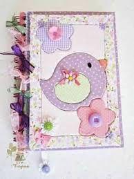 Resultado de imagem para imagens de capas de cadernos decoradas com eva