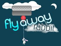 Play Fly Away Rabbit and other math games at hoodamath.com.