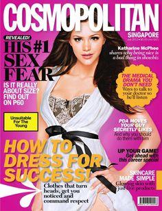 Cosmopolitan Singapore July 2012