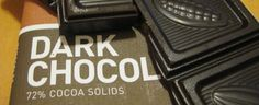 Dark chocolate: how to choose the healthiest options and list of best and worst brands! Want >70% cacao and a brand NOT processed with alkali. Real dark chocolate will not have sugar as one of the top ingredients.