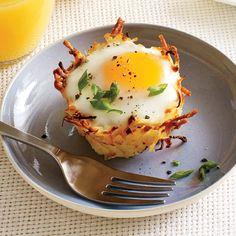 Adorable Egg Baskets | CookingLight.com