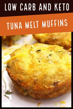 Keto Tuna Melts No matter the time of year Keto Tuna Melt are Delicious. These little Low Carb Tuna Melts are just Perfect and are Keto . Ketogenic Recipes, Low Carb Recipes, Diet Recipes, Cooking Recipes, Recipies, Pescatarian Recipes, Lunch Recipes, Summer Recipes, Vegan Recipes