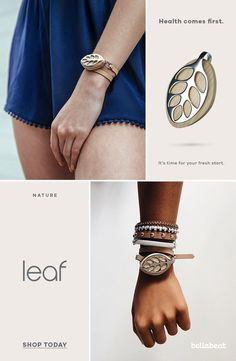 Find Inner Peace, Improve Your Happiness and Health with Leaf – World Smartest Piece of Jewelry. Free Shipping & Returns!