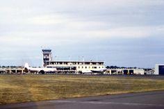 1962 Harewood Christchurch New Zealand, Air New Zealand, Commercial Aircraft, Canterbury, Old Skool, Homeland, Buildings, Street