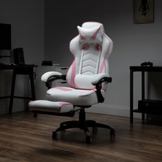 Respawn 110 Racing Style Reclining Gaming Chair with Footrest - On Sale - Overstock - 22848763 - Black Gaming Furniture, Office Furniture, Office Chairs, Furniture Decor, Pc Racing Games, Gamer Chair, Pc Gaming Chair, Pad Design, Chair Design