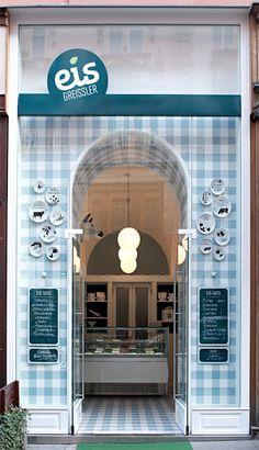 Eis Greissler - 6 vegan icecreams available - Rotentrumstrasse 14, 1010 Vienna