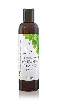 Volumizing Shampoo All Natural Organic Ayruvedic Volume Control 100% Organic Sustainably Wild Crafted African Black Soap Oils of Coconut Cruelty Free Chemical Free Sulfate Free Shine Healthy Vegan Concentrated Detergent Free Teva Skin Science - http://essential-organic.com/volumizing-shampoo-all-natural-organic-ayruvedic-volume-control-100-organic-sustainably-wild-crafted-african-black-soap-oils-of-coconut-cruelty-free-chemical-free-sulfate-free-shine-healthy-vegan-conc/